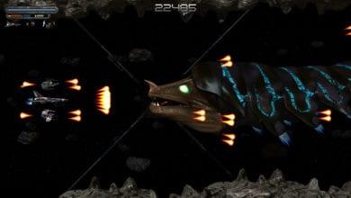 Игра Space Blaze вышла на PS4
