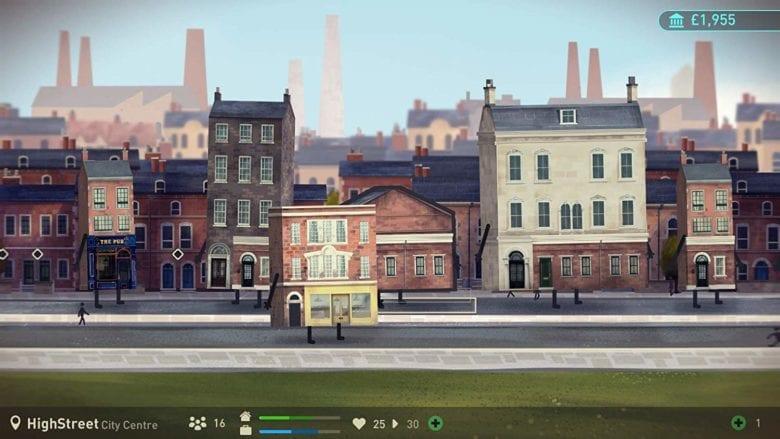 Обзор игры Buildings Have Feelings Too!