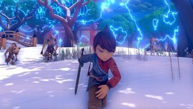 Обзор и описание игры Ary and the Secret of Seasons на PS4, Xbox One и ПК