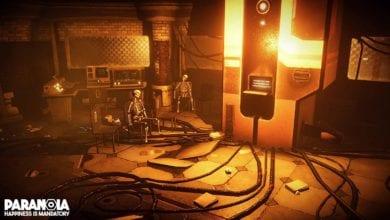 Обзор и описание игры Paranoia: Happiness is Mandatory на PS4, Xbox One и ПК