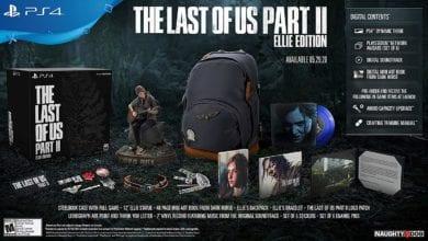 Обзор и описание игры The Last of Us Part II (Одни из нас: Часть II) Ellie Edition на PS4