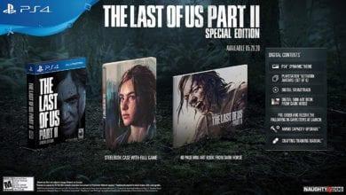 Обзор и описание игры The Last of Us Part II (Одни из нас: Часть II) Special Edition на PS4