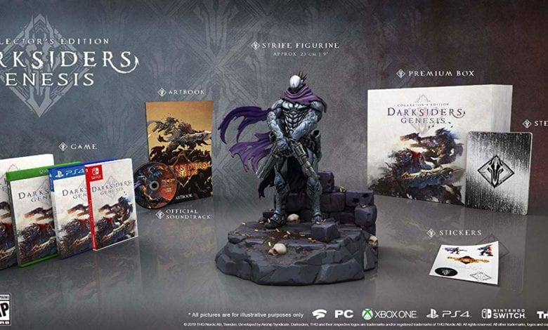 Обзор Darksiders: Genesis Collector's Edition