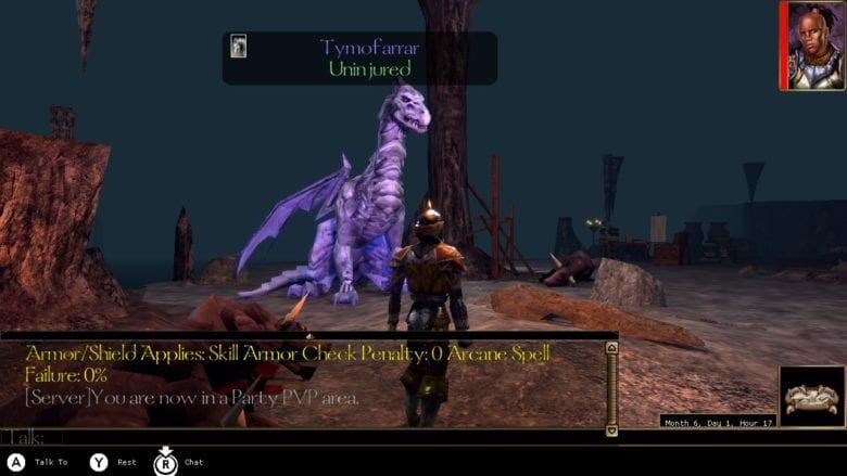 Овладейте грозной магией. Игра Neverwinter Nights: Enhanced Edition вышла на Nintendo, PlayStation и Xbox