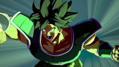 Персонаж Broly стал доступен для DRAGON BALL FIGHTERZ