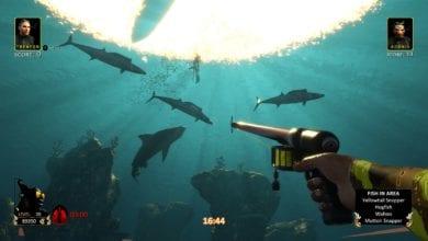 Пора охотится и отгонять голодных акул. Игра Freediving Hunter: Spearfishing the World вышла на Xbox One