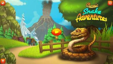 Photo of Ретро-змейка. Игра Classic Snake Adventures вышла на PlayStation 4