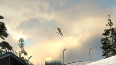 Уникальная игра Ski Jumping Pro VR вышла на PlayStation VR