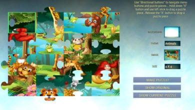 Photo of Успокаивающая и расслабляющая головоломка. Игра JigSaw Solace вышла на PlayStation и Nintendo