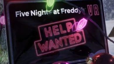 Photo of 17 декабря выйдет обновление «Требуется помощь» для Five Nights at Freddy's