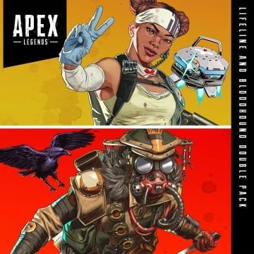Apex Legends™ — двойной набор Лайфлайн и Бладхаунд