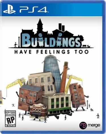 Buildings Have Feelings Too! - PlayStation 4