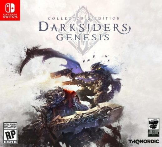 Darksiders Genesis - Collector's Edition - Nintendo Switch Collector's Edition