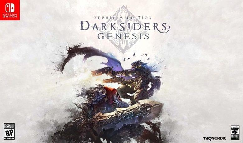 Darksiders Genesis - Nephilim Edition - Nintendo Switch Nephilim Edition