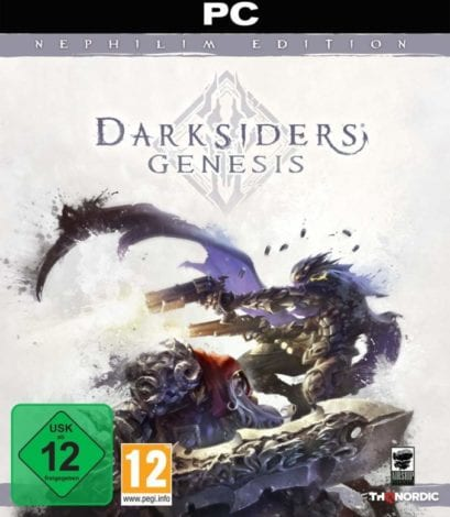 Darksiders Genesis - Nephilim Edition - PC Nephilim Edition выйдет 5 декабря 2019 года.