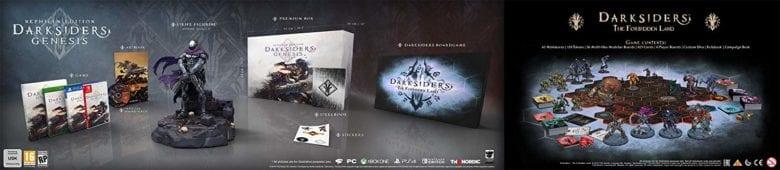 Darksiders: Genesis Nephilim Edition