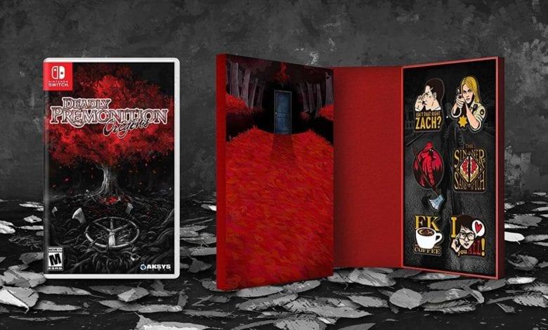 Deadly Premonition Origins Collector's Edition – Обзор игры, Дата выхода, Системные требования, Фото, Видео, Цена, Купить