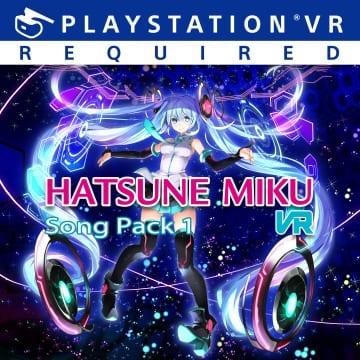 Hatsune Miku VR - 5 songs pack 1