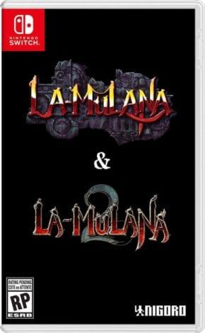 LA-MULANA 1 & 2: Hidden Treasures Edition - Nintendo Switch