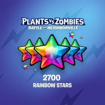 PvZ: БЗН — 2 500 (+ 200) радужных звезд