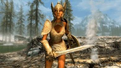 В Skyrim появятся Темные соблазнители и Золотые святые