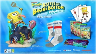 Photo of SpongeBob SquarePants: Battle for Bikini Bottom – Rehydrated – Shiny Edition – Трейлер
