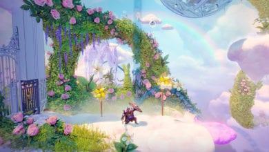 Toby's Dream дополнительный уровень для Trine 4: The Nightmare Prince