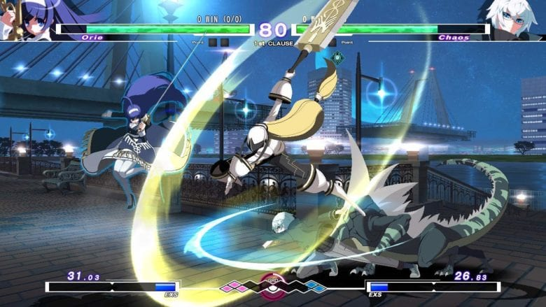 Under Night In-Birth Exe Late[Cl-R] - PlayStation 4 Collectors Edition