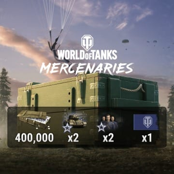 World of Tanks — Запас серебра для PS Plus