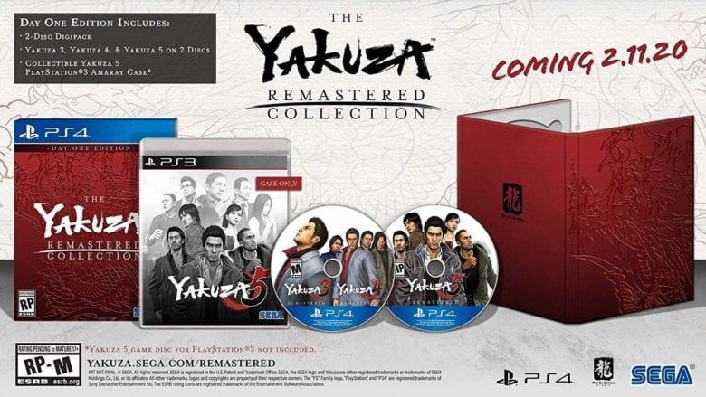 Yakuza Remastered Collection - Day 1 Edition – Обзор игры, Дата выхода, Системные требования, Фото, Видео