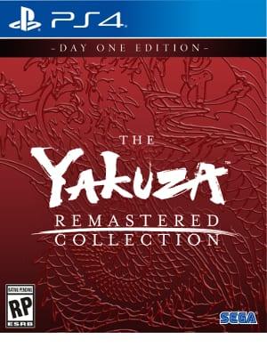 Yakuza Remastered Collection - Day 1 Edition