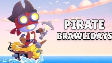 Photo of Brawl Stars v.24.142: Pirate Brawlidays Inbound! Read all the changes