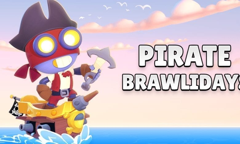 Brawl Stars v.24.142: Pirate Brawlidays Inbound! Read all the changes