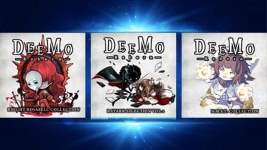 Для DEEMO -Reborn- вышел сборник Knight Rosabell, N.M.S.T. и Подборка Rayark, часть 2