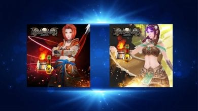 Для Knights of Valour вышло дополнение Ma Chao's Princess of Beasts Pack и Zhang Fei's Autumn Mood Pack