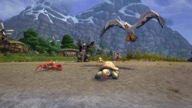 Доставайте самые точные карты и обдумывайте маршрут по Кул-Тирасу и Зандалару в World of Warcraft