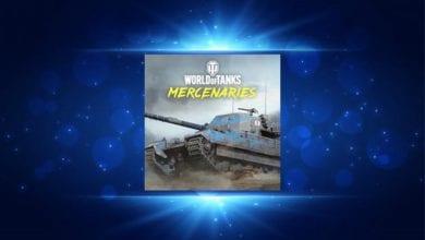 Photo of Eradicator Caernarvon добавили в World of Tanks: Mercenaries
