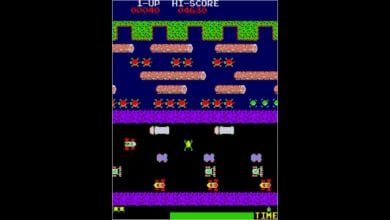 Игра Arcade Archives FROGGER вышла на PS4