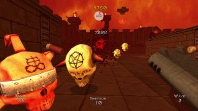 Игра Demon Pit вышла на PS4