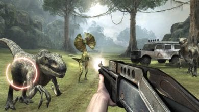 Photo of Игра Dinosaur Island VR вышла на PS VR
