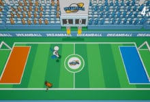 Игра DreamBall вышла на Nintendo Switch