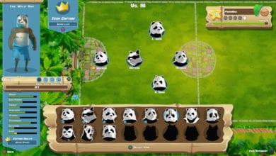 Игра PandaBall вышла на PS4