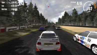 Игра Rush Rally 3 вышла на Nintendo Switch