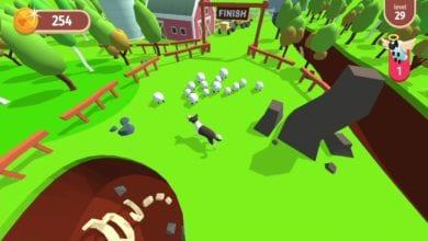 Игра Sheep Patrol вышла на Nintendo Switch