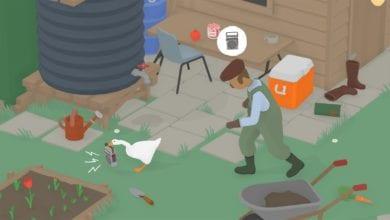Игра Untitled Goose Game вышла на PS4 и Xbox One