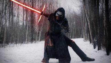 Photo of Косплей Kylo Ren (Star Wars) – Вадим Владимирович