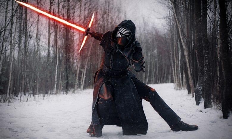 Косплей Kylo Ren (Star Wars) – Вадим Владимирович