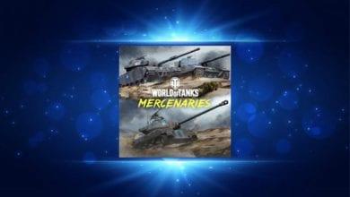 Набор операция «Холодная сталь» стал доступна в World of Tanks: Mercenaries