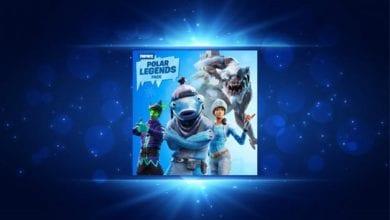 Набор «Зимние легенды» добавили в Fortnite