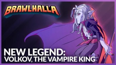 Photo of New Legend Volkov and the Brawlhallidays! – Patch 3.54